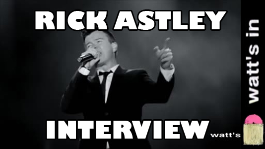 Rick Astley : Keep Singing Interview Exclu